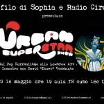 "Urban Superstar vol. II – Dal Pop Surrealismo alla Lowbrow Art. Incontro con David ""Diavù"" Vecchiato"