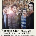 Lunedì 10 Marzo / L'Ora di Italiano & Club Silencio pres. BOXERIN CLUB @ Acquariobistrot