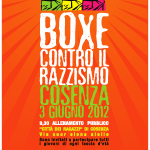 Domenica 3 Giugno: Boxe contro il razzismo (Radio Ciroma intervista Carlo Balestri, ospite dell&#8217;iniziativa)