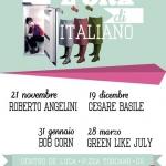 Radio Ciroma presenta L'Ora di Italiano, III stagione: 21 Novembre – Roberto Angelini live @ Centro De Luca