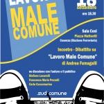 """""""Lavoro Male Comune"""" di A. Fumagalli"""