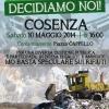 Lotte territoriali e ambientali in Calabria. Verso il 10 Maggio