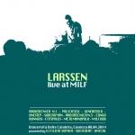 LARSSEN LIVE AT M.I.L.F. – 08.04.2014 – POWERED IL FILO DI SOPHIA & SOCABEAT