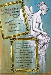 Cover - LE ARTI A ROMA NELL OTTOCENTO.RICERCHE IN CORSO