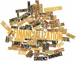 finanziarizzazione