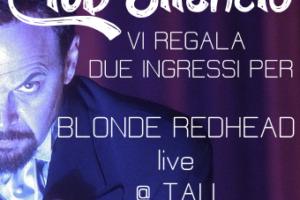 Vinci 2 ingressi per i Blonde Redhead con il Club Silencio