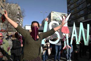 Migliaia di donne in Piazza in tutta la Turchia. L'8 marzo, prima e oltre!