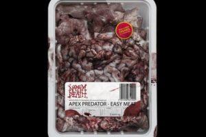 NAPALM DEATH – APHEX PREDATOR – EASY MEAT