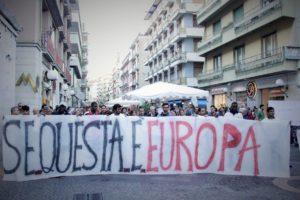 No borders. La Cosenza antirazzista è scesa in piazza