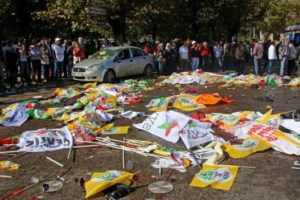 Ankara bombing. La pace tra le bombe