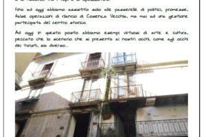Dove non arrivano le bombe arriva incuria e abbandono… FotoReportage Cosenza Vecchia