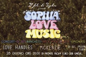 Sophia Love & Music volume 5: quando l'Unical vive anche d'estate