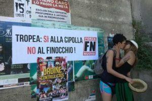 Gay-Pride Tropea 30 luglio 2016
