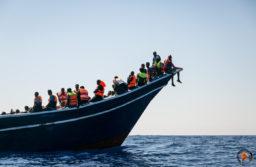 Campagna #overthefortress: un viaggio dalla Sicilia a Roma sulla rotta del Mediterraneo centrale
