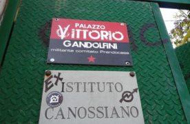 L'ex Canossiano diventa Palazzo Vittorio Gandolfini