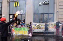 L'alternanza scuola-lavoro è sfruttamento, continuano le proteste(AUDIO).