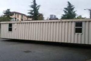 """Cosenza: pronti i """"container-farsa"""" per i senzatetto, utili solo alla propaganda."""