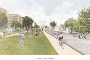 """Metrotramvia: il """"Parco del Benessere"""" è propaganda (AUDIO)."""