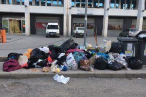 """Operai Ecologia Oggi denunciano carichi di lavoro usuranti, cosa fa il """"Decoro Urbano""""?"""