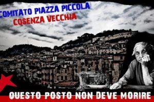 Verso l'assemblea cittadina: le parole del Comitato Piazza Piccola(AUDIO).