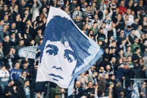 Omicidio Aldrovandi:la memoria non si cancella.Il volto di Federico sarà esposto in ogni stadio e in ogni città.