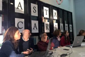 Cosenza:prosegue la protesta dei ricercatori precari del Cnr.