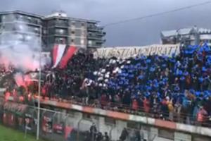 Cosenza calcio: le prossime partite si disputeranno al Lorenzon di Rende.