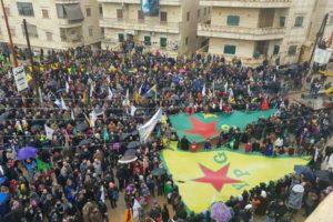 """Unical,assemblea pubblica:""""Organizziamo la solidarietà alla rivoluzione curda""""."""
