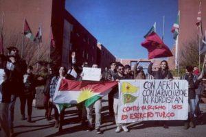 Unical:  solidarietà ad Afrin invasa dall'esercito turco.