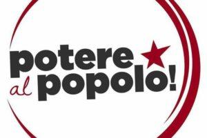 Continua la marcia per il #poterealpopolo verso l'appuntamento del 4 marzo! (AUDIO).