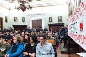 Catanzaro: grande partecipazione all'assemblea antifascista (AUDIO)