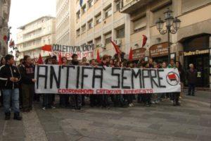 """Catanzaro,il 26 febbraio assemblea pubblica:""""basta aggressioni fasciste"""""""