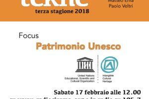 Patrimonio Unesco, l'opinione di Alessandra Broccolini della Sapienza (audio)