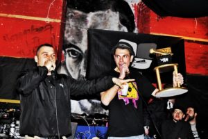 Black Monster Fight: a Cosenza, per una notte, a farla da padrone è il freestyle (AUDIO)