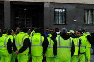 Cosenza: Tute gialle in stato di agitazione