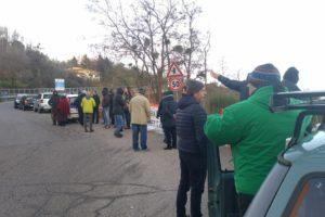 Discarica di Celico: presidio dei cittadini,cresce la rabbia