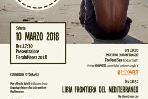 Cosenza:torna FieraInMensa, il 10 marzo presentazione e iniziative culturali