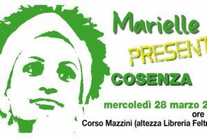 Cosenza: domani corteo per Marielle Franco