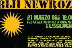 """Calabria con il Kurdistan: al """"Rialzo"""" la festa del Newroz"""