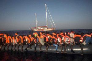 Il soccorso in mare non è un reato