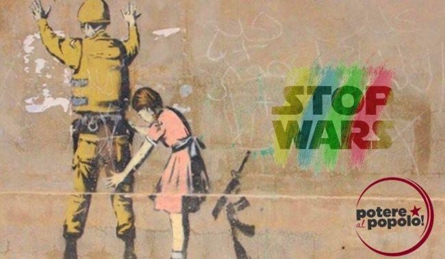 Cosenza contro la guerra in Siria: oggi presidio in piazza XI settembre