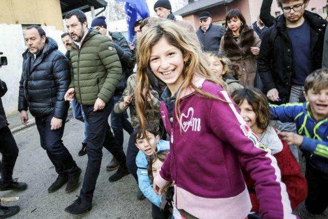 """Fiore Manzo: """"Salvini non conosce la questione rom"""""""
