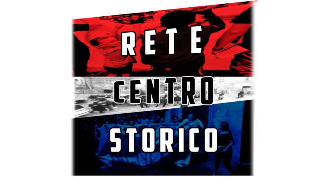 rete centro storico - Cosenza