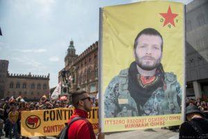 """Un anno dalla morte di Orso: """"Speciale Kurdistan"""""""