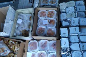 Oltre 10 mila pasti caldi distribuiti: la Solidarietà non va in quarantena