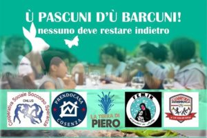 U' Pascuni d'u Barcuni: nessuno deve restare indietro!